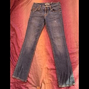 Seven7 Straight Leg Jeans